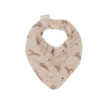 Rabbits Bib Scarf by Main Sauvage