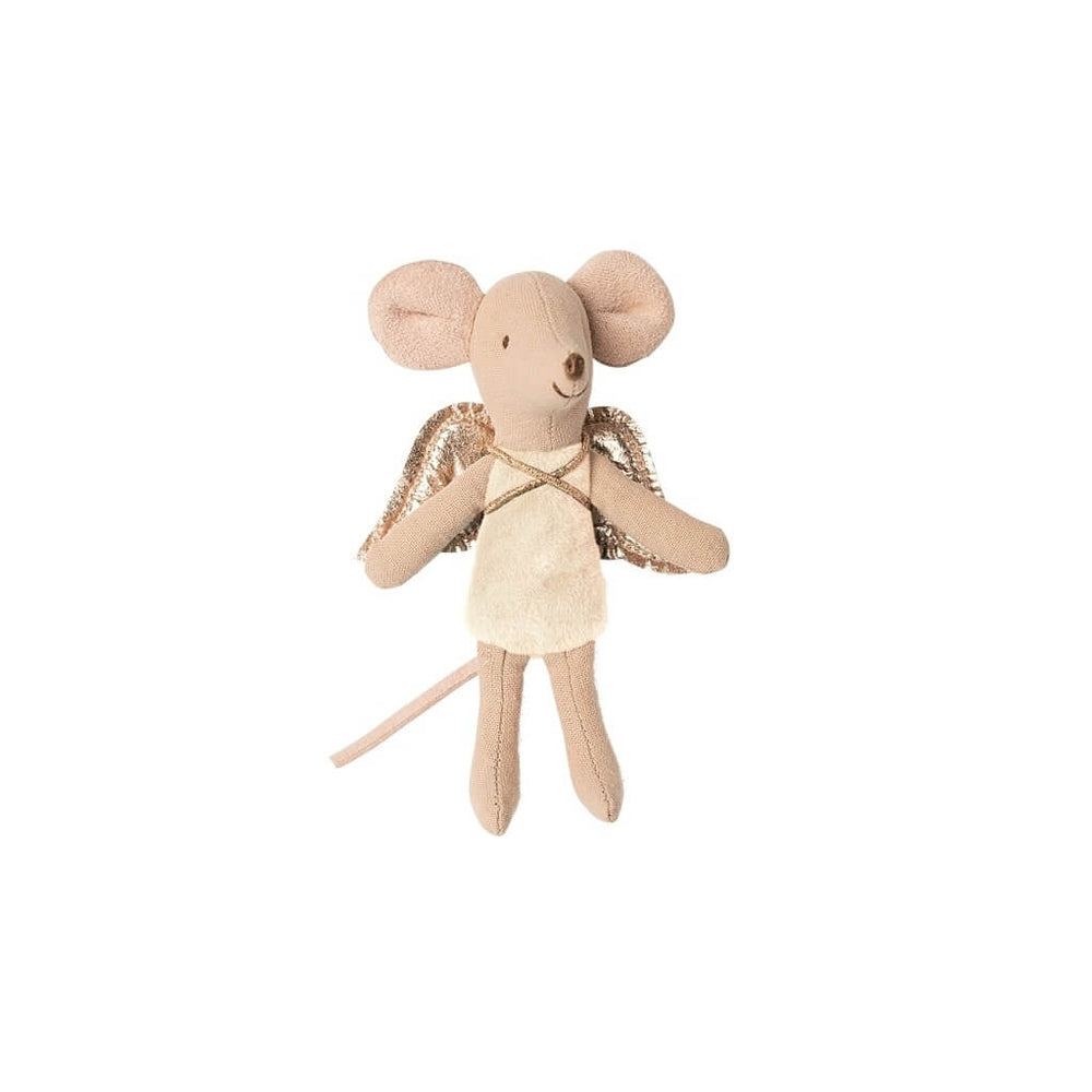 Little Sister Fairy Mouse (Blue, Cream Or Pink)