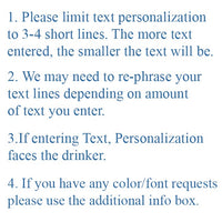 Second Side Personalization Instructions