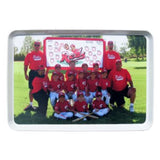 customize tray with a photo of the team for game day barbecues