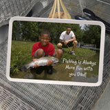 loved ones fun outing photos on these break resistant trays