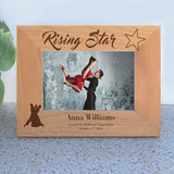 Rising Star Dance Competition Picture Frame Wide