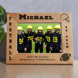 Perfect for team photos wide football frames coach gift