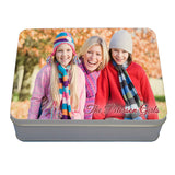 Custom Gift Candy Tins are perfect for for grandparents day and mother's day