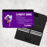 Personalized Hip Hop Dance Mom bi-fold Wallets