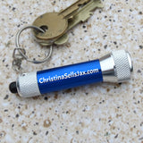 Personalized Flashlight Key Ring for Realtors