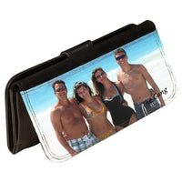 Ladies Wallet with double snap closure