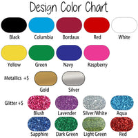 Design Color Chart