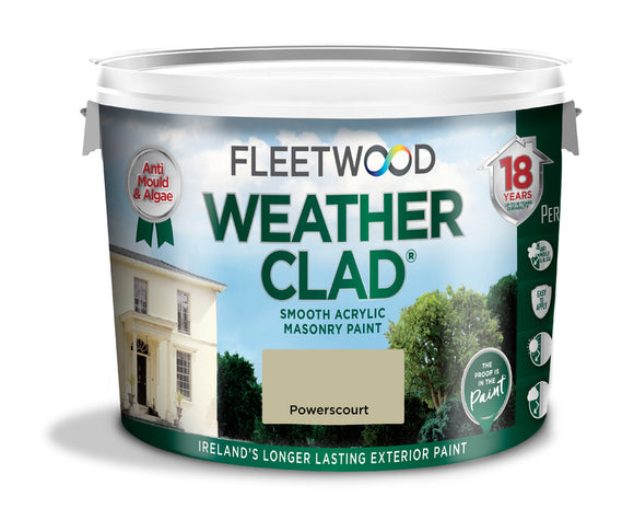 Fleetwood Weather Clad Powerscourt 10Ltr