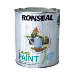 Ronseal Garden Paint 750ml Cool Breeze