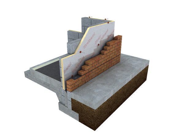 Xtratherm Thin-R Cavity Wall T&G