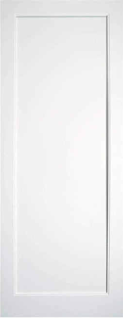 Indoors Kenmore White Primed Single Panel 78X26