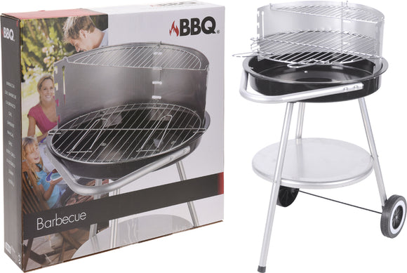 45cm Round Charcoal BBQ