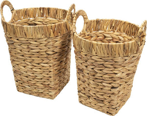 Set of Two Baskets Small & Large