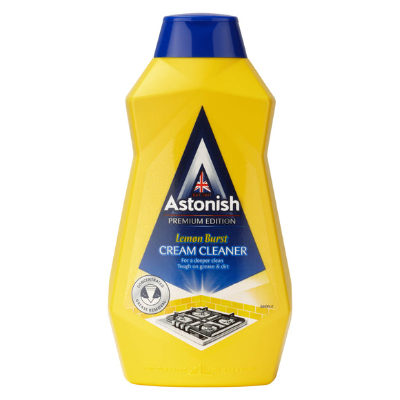 Astonish Premium Cream Cleaner
