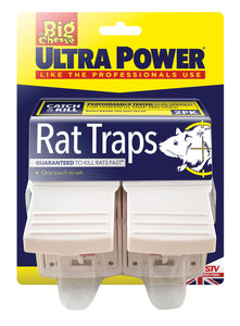 Big Cheese Ultra Power Rat Trap
