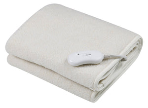 King Luxury Fleece Electric Blanket