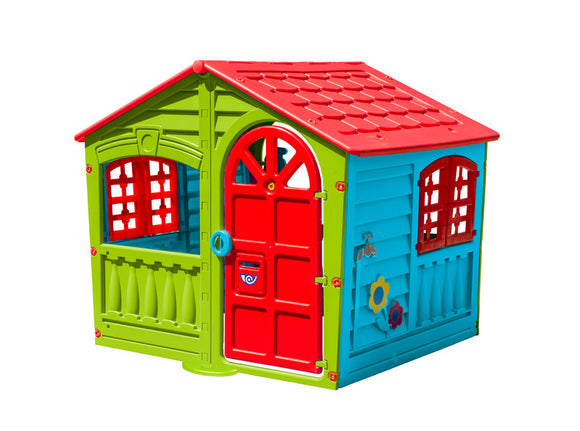 Playhouse Plastic