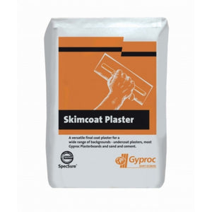 Gypsum Skimcoat 25Kg Bag