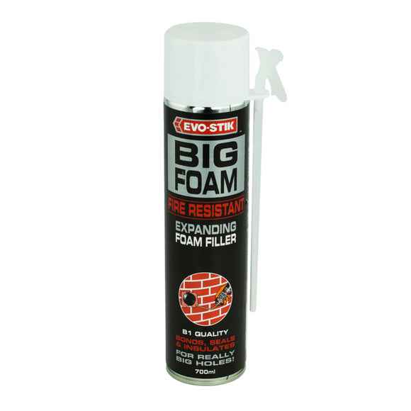 Evo-Stik Fire Resistant Expanding Foam Hand Held 700Ml