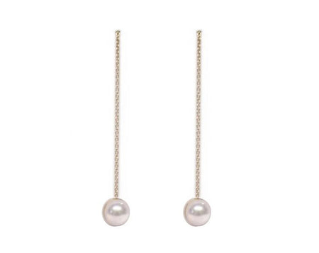Elegant Chain Drop Earrings