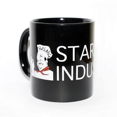 Starburns Industries Logo Mug