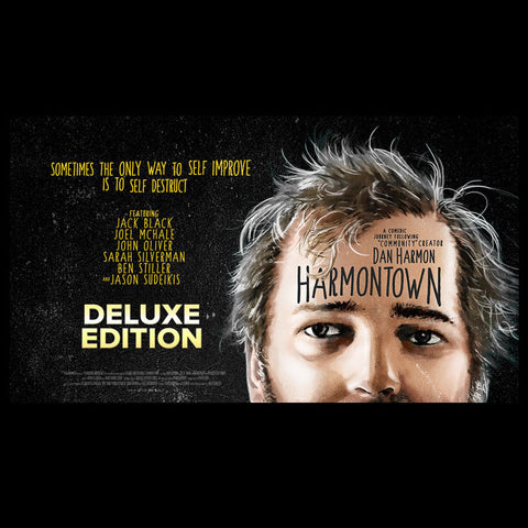 Harmontown Deluxe Edition Digital Download