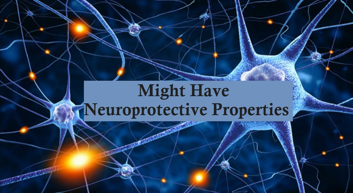CBD Might Have Neuroprotective Properties