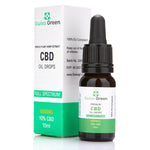 Swiss CBD Oil Full Spectrum 1000mg 10% Strenght