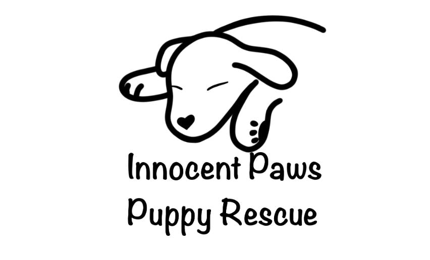 December Profit Recipient- Innocent Paws Puppy Rescue