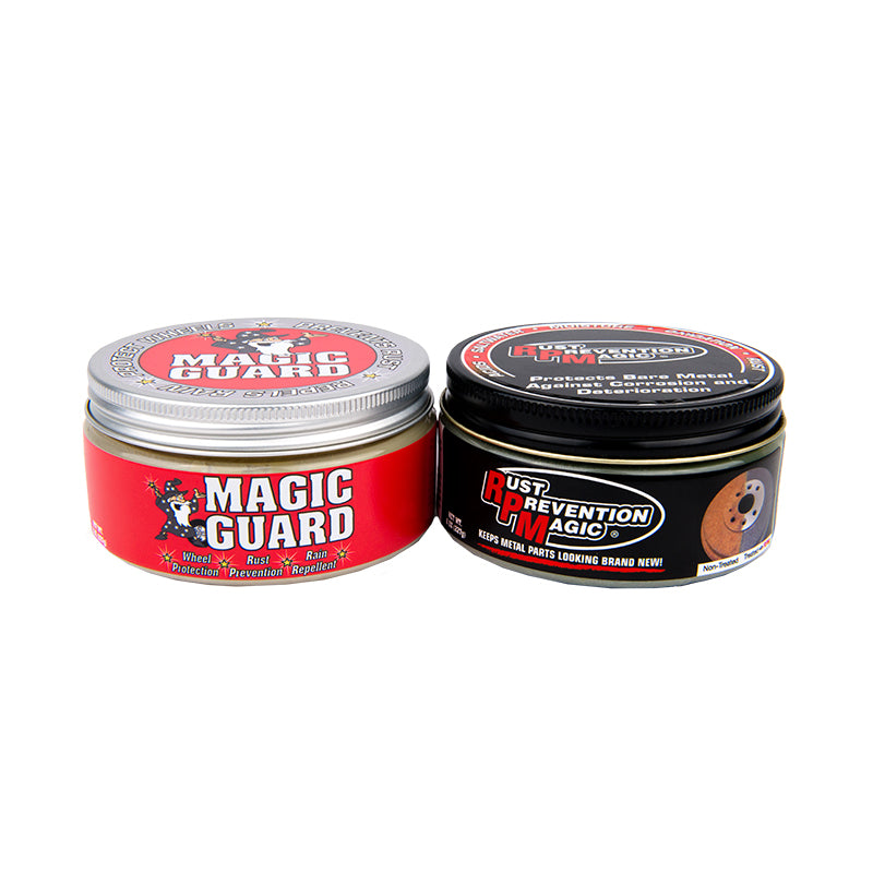 Magic Guard/Rust Prevention Magic (8 oz) Bundle