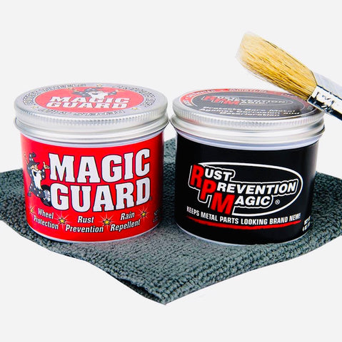 Magic Guard/Rust Prevention Magic (4 oz) Bundle