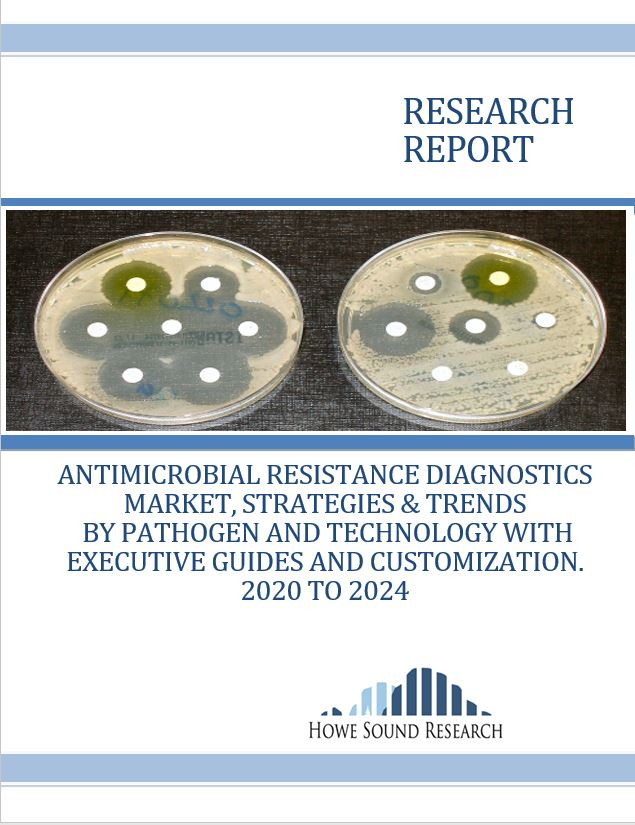 ANTIMICROBIAL RESISTANCE DIAGNOSTICS MARKET, STRATEGIES & TRENDS BY PATHOGEN AND TECHNOLOGY WITH EXECUTIVE GUIDES AND CUSTOMIZATION 2020 to 2024