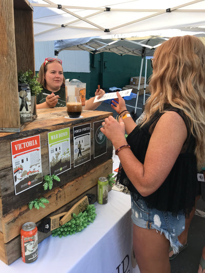 JULY 13 - PRE-PACKAGED FOOD VENDOR Corks & Hops First Saturdays On The Hill - Crestline, Ca