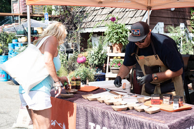 OCT 5 - FOOD VENDOR Corks & Hops First Saturdays On The Hill - Crestline, Ca