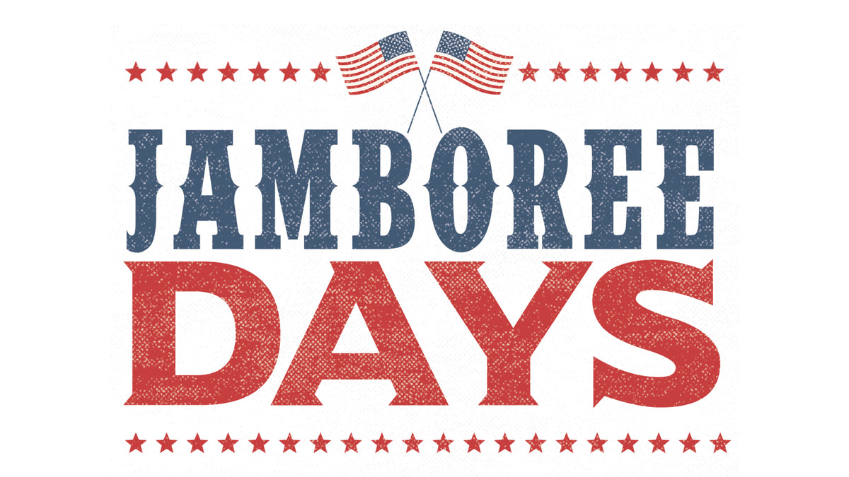 JULY 6 - Jamboree Days - Crestline (Pre-Packaged Foods)