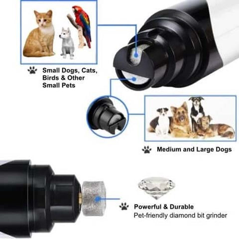 PainFree Electric Pet Nail Trimmer