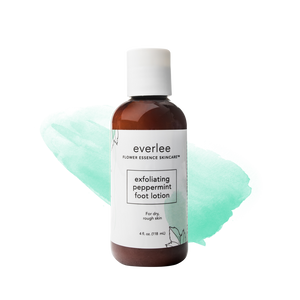 Exfoliating Peppermint Foot Lotion