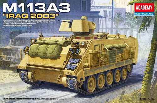 Academy 1/35 M113 Armored Personnel Carrier Iraq Ver. ACA13211