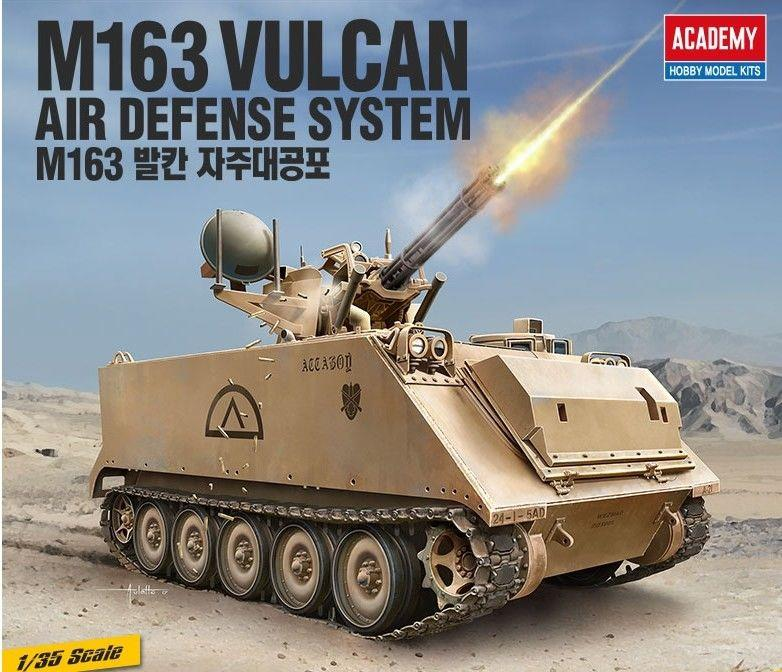 Academy 1/35 US Army M163 Vulcan Air Defense System ACA13507