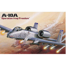 "Load image into Gallery viewer, Academy 1/72 A-10A Thunderbolt ""Operation Iraqi Freedom"" ACA12402"
