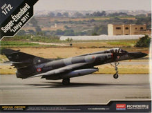 "Load image into Gallery viewer, Academy 1/72 Super Etendard ""2011"" :Le ACA12431 ($30 Incl Tax)"