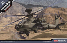 "Load image into Gallery viewer, Academy 1/72 British Army Apache AH-64 ""Afghanistan"" ACA12537"