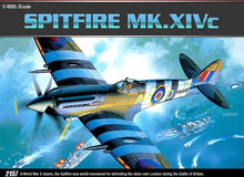 Load image into Gallery viewer, Academy 1/48 Spitfire Mk. XIV-C    ACA12274
