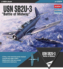 "Load image into Gallery viewer, Academy 1/48 SB2U-3 Vindicator ""Battle Of Midway""    ACA12324"