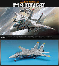 Load image into Gallery viewer, Academy 1/144 Grumman F14 Tomcat US Navy (ACA12608)