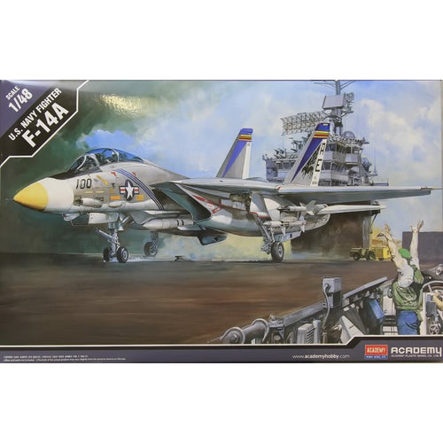Academy 1/48 F-14A  USN Fighter   ACA12253