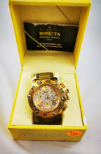 Load image into Gallery viewer, <USED-OPEN BOX> Invicta 28550 Reserve Sea Hunter Men's Quartz 52.5 mm GOLD, Stainless Steel Case Gold
