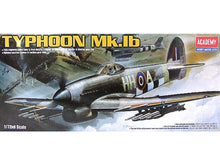 Load image into Gallery viewer, Academy 1/72 Typhoon Mk.Ib ACA12462