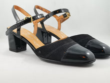 Load image into Gallery viewer, Vintage Antique Lady's Shoes Denny Stewart/Da Pinza by Heather Shoes - 100% Leather! BRAND NEW IN BOX (Includes Original Box!)
